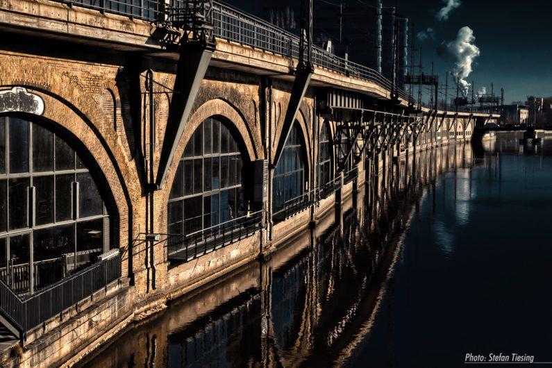Berlin Jannowitz Bridge