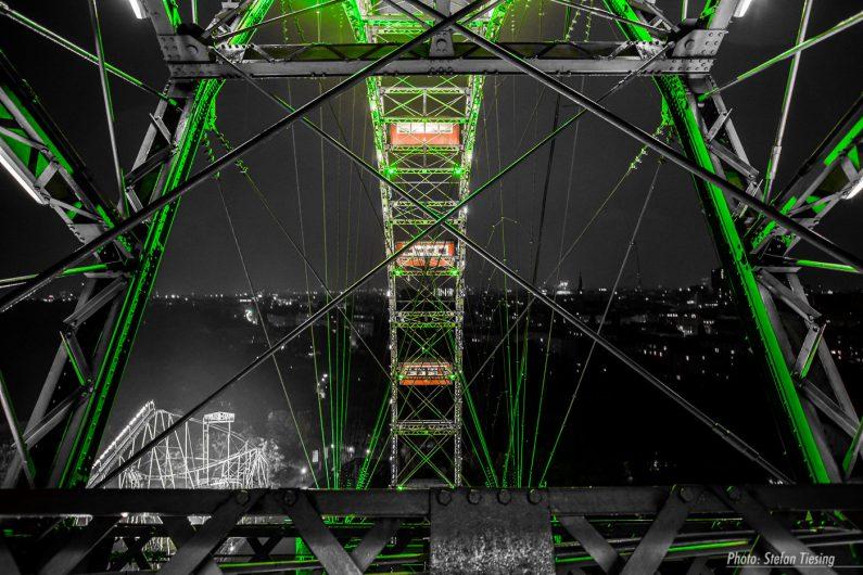 Green Ferris Wheel (Prater, Vienna)