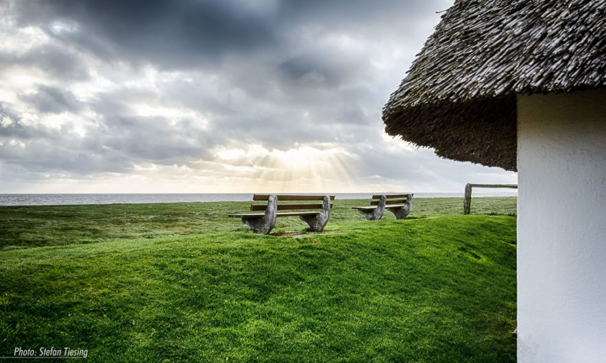 Hamburger Hallig: Best place to welcome the storm (V2)