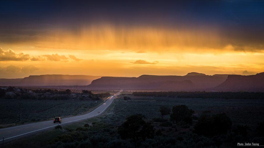 Highway 89 Sunset