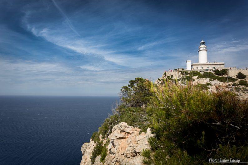 Lighthouse at Cap de Formentor