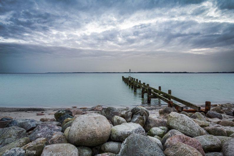 Lost Bridge into Baltic Sea