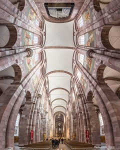 Nave of Speyer Cathedral