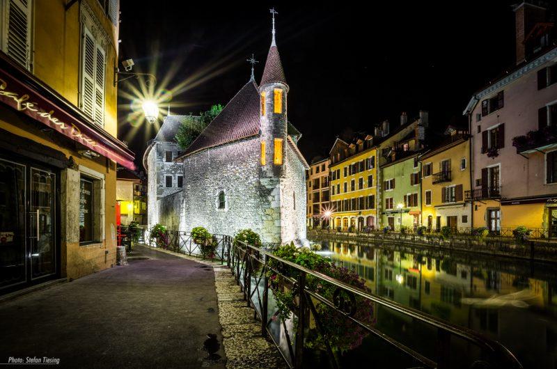 Palais de l'Isle, Annecy