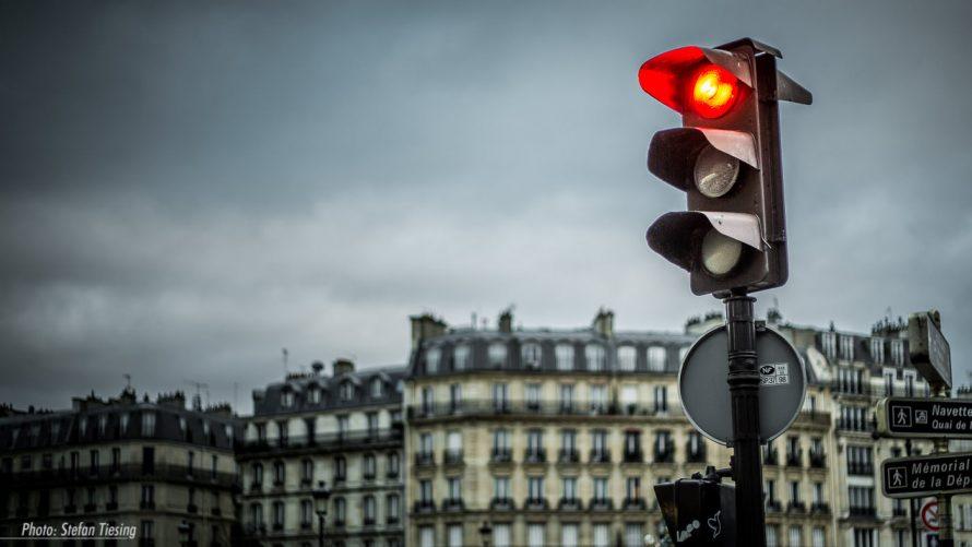 Parisian Traffic Lights