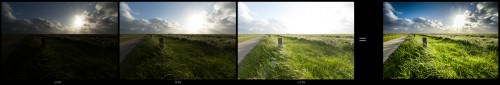 Rich-green-frisian-pastures-(Northern-Germany,-way-to-Hamburger-Hallig)--2--(MakingOf-1)