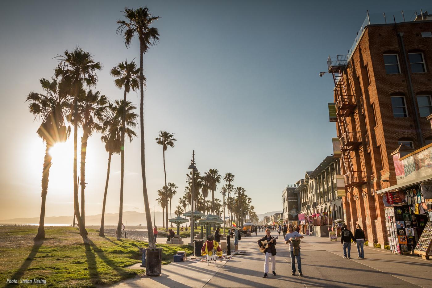 The Beach Call (Venice Beach Boardwalk)