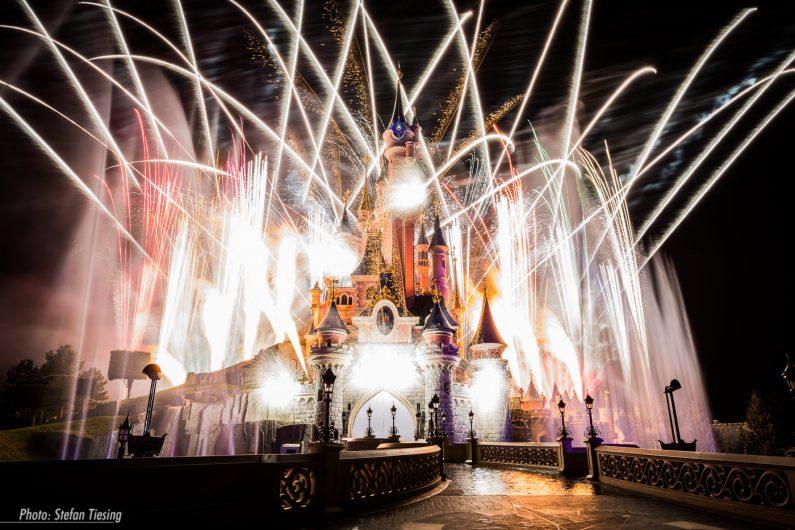 Castle on Fire