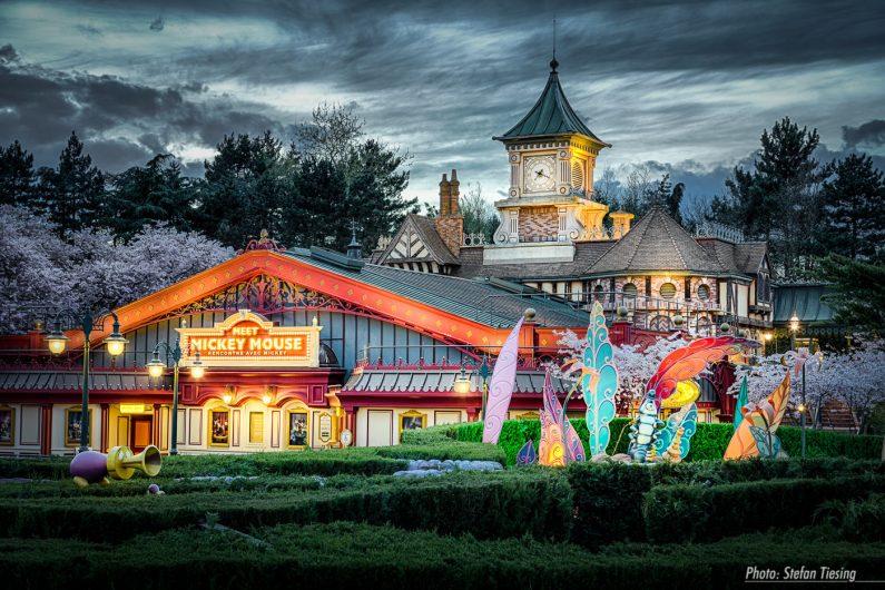 Enchanted Fantasy Festival Stage
