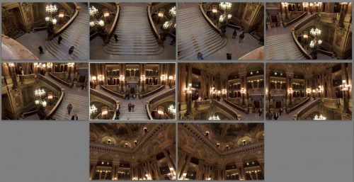 The Large Staircase - Welcome to Opéra Garnier (V3) (MakingOf) 01