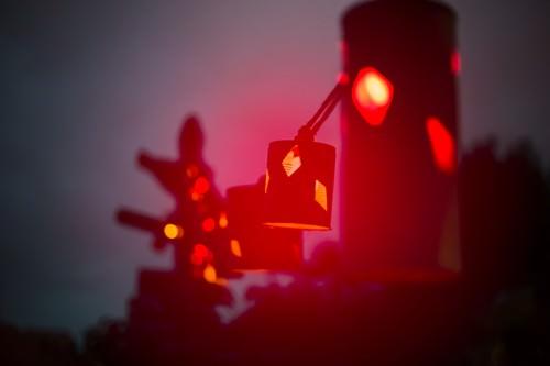 Garden party lantern (MakingOf) 03