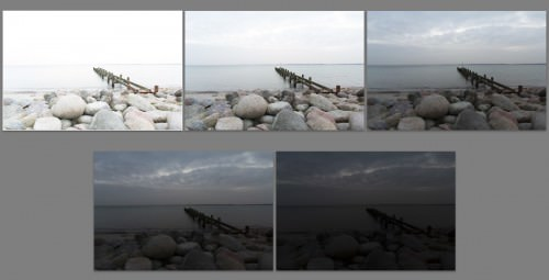 Lost Bridge into Baltic Sea (MakingOf) 01