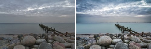 Lost Bridge into Baltic Sea (MakingOf) 02