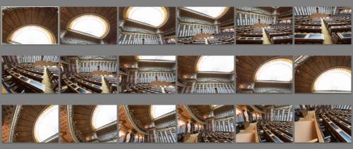 Debating Chamber - House of Deputies of Austria (MakingOf) 01