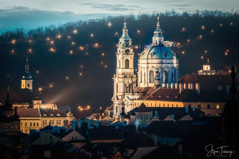 Prague Enlightenment (Church of Saint Nicolas)