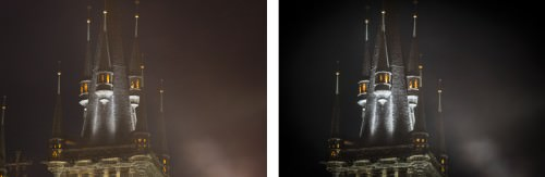 The Black Castle (Church of Our Lady before Tyn, Prague) (MakingOf)