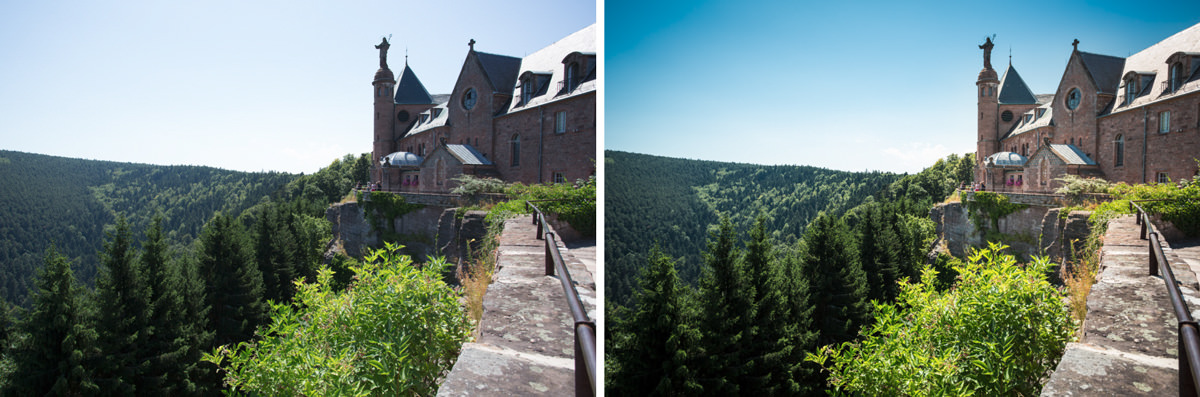 Les Amis du Mont Sainte Odile (Alsace) (Alsace)-(MakingOf)