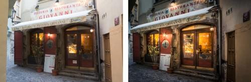 Ristorante Pizzeria Giovanni, Praha (MakingOf) 01