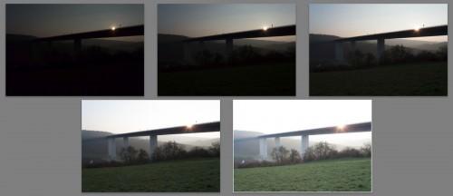 Jagsttalbrücke and rising damp (MakingOf) 01