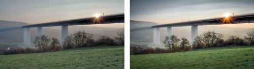 Jagsttalbrücke and rising damp (MakingOf) 03