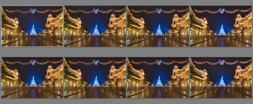 Disneyland Paris Xmas 2014 (MakingOf) 04