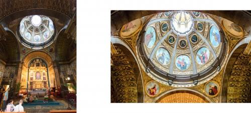 Dome of Santuari des Lluc (MakingOf) 01