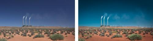 Navajo Generating Station (MakingOf) 01