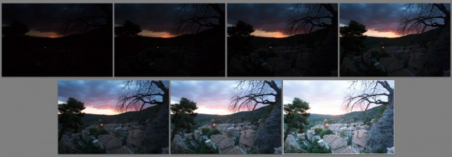 Sunset-over-Moustiers-Sainte-Marie-(MakingOf)-03