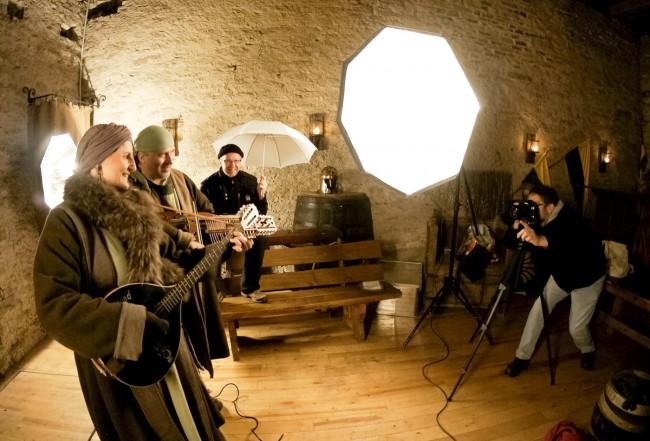Medieval Minstrels (1) (MakingOf) 3