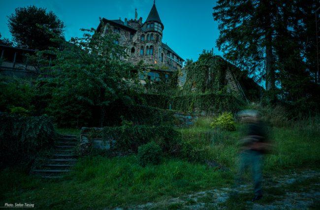 Berlepsch with Ghost (1)