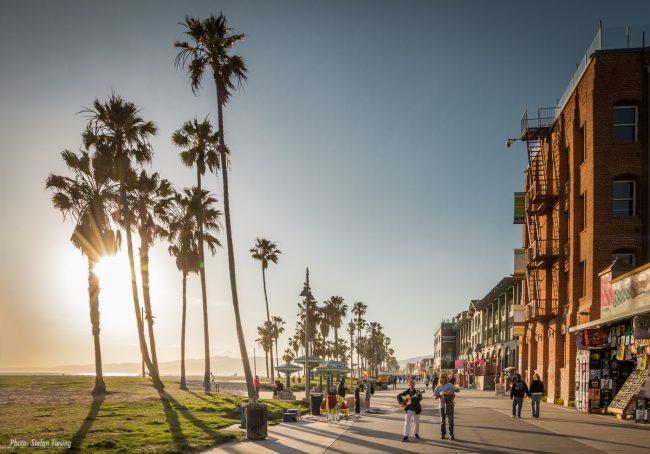 The Beach Call (Venice Beach Boardwalk) (MakingOf) 2