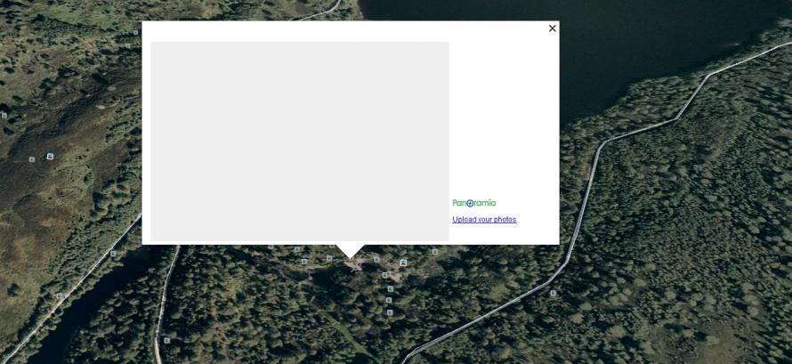 Hat Google die Panoramio API für Google Earth abgeschaltet?