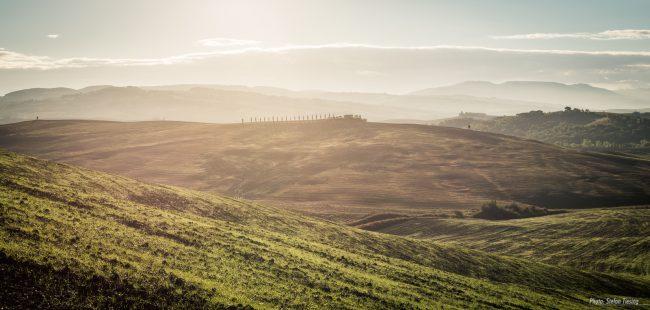 Cypress Road (Tuscany) MakingOf 1