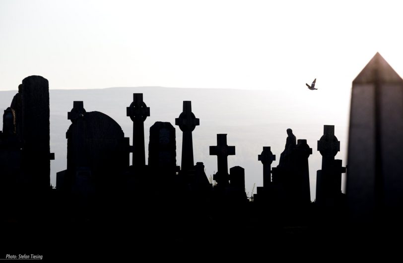 Old Town Cemetery Stirling