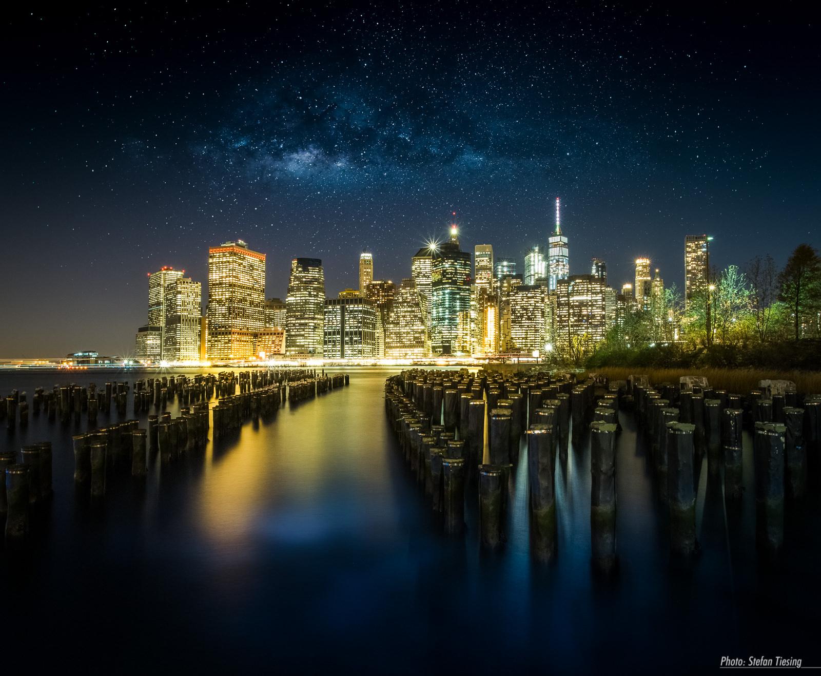 Brooklyn Bridge Park – Pier 1