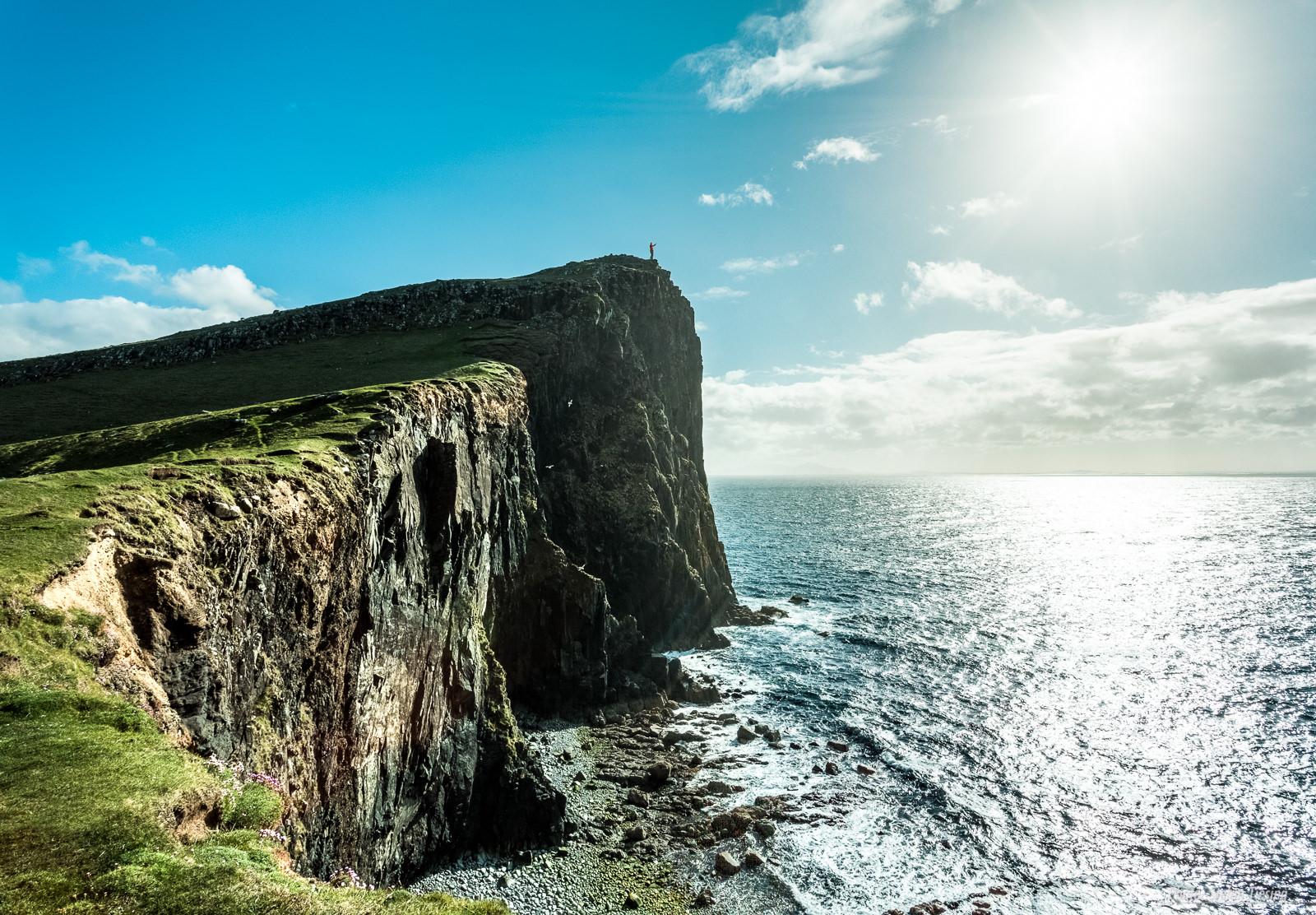 Neist Point Cliffs