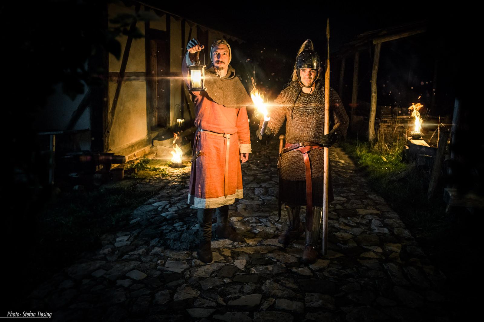 Medieval Night Watch
