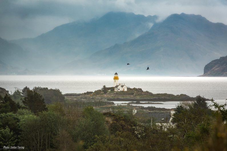 Ornsay Lighthouse – Isleornsay Eilean Iarmain