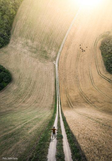 Fields Droneception