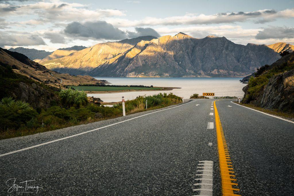 Drohnen über Straßen in Neuseeland sind verboten