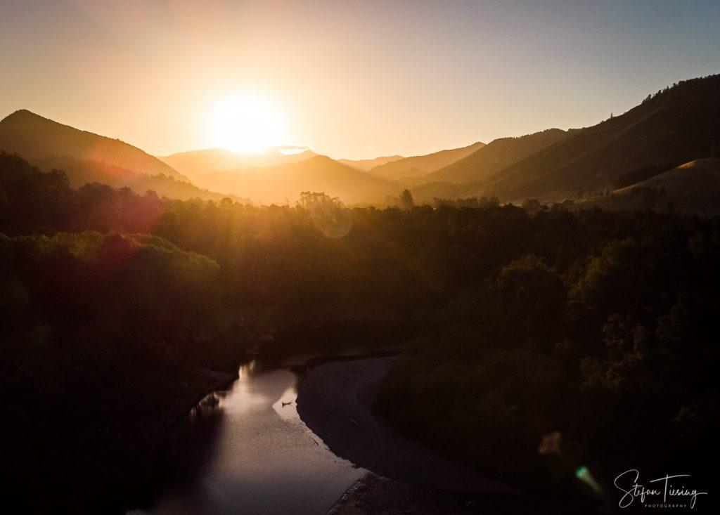 Schöne Fotos aufnehmen mit der Drohne in Neuseeland