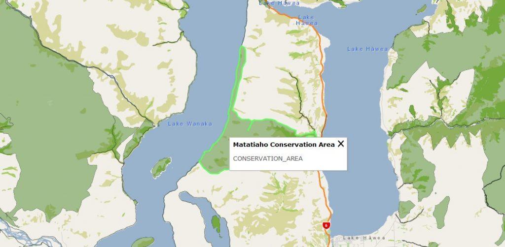 Conservation Area (Neuseeland): Hier darf man mit der Drohne nicht fliegen