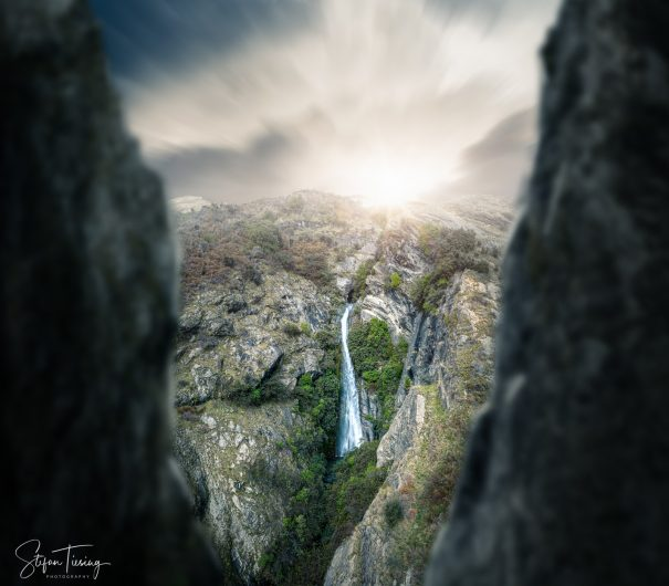 Lake Face Creek Falls