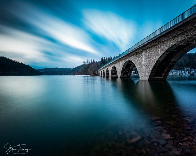 Versetalsperre – Klamer Brücke