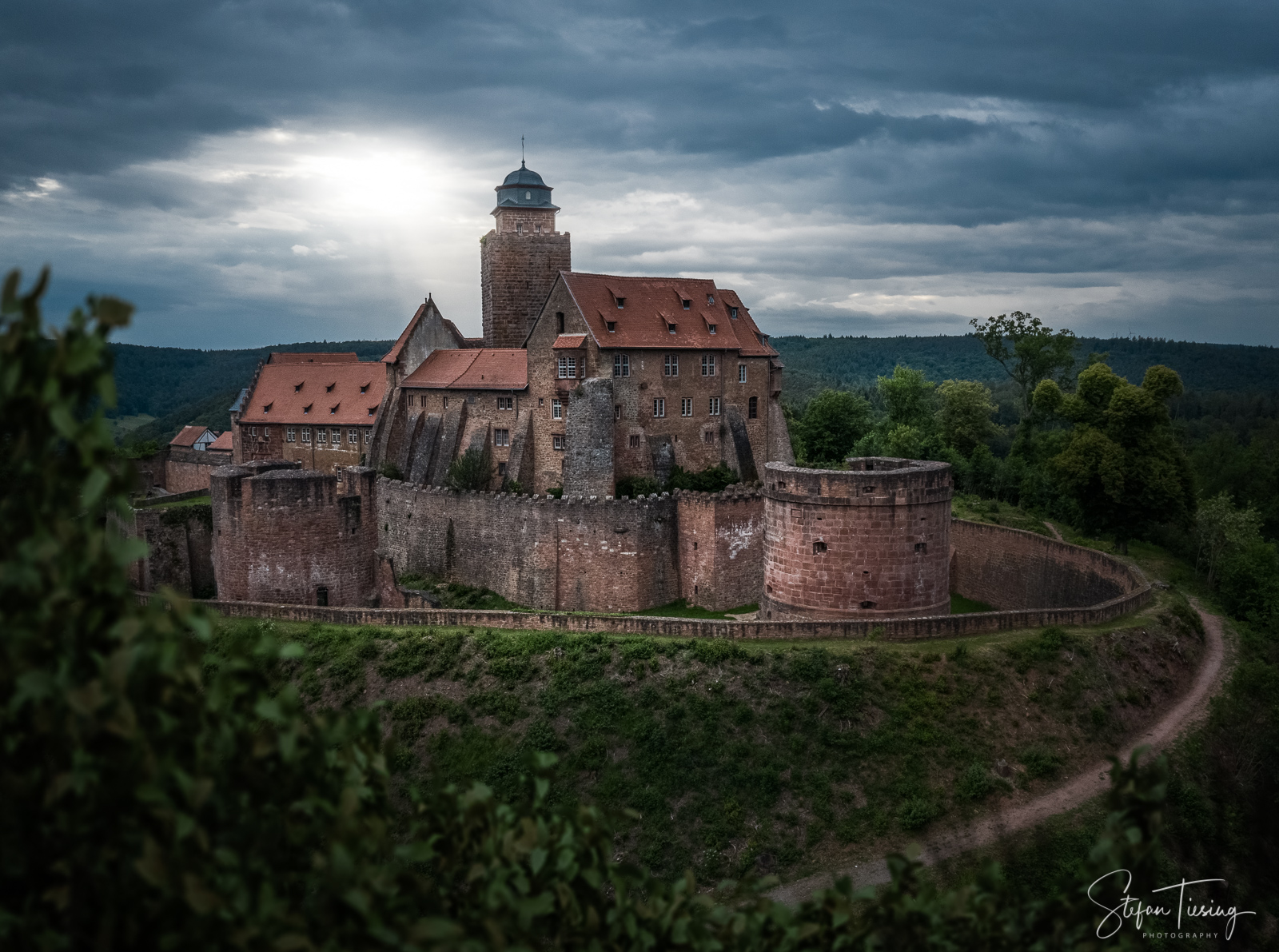 Burg Breuberg / Breuberg Castle