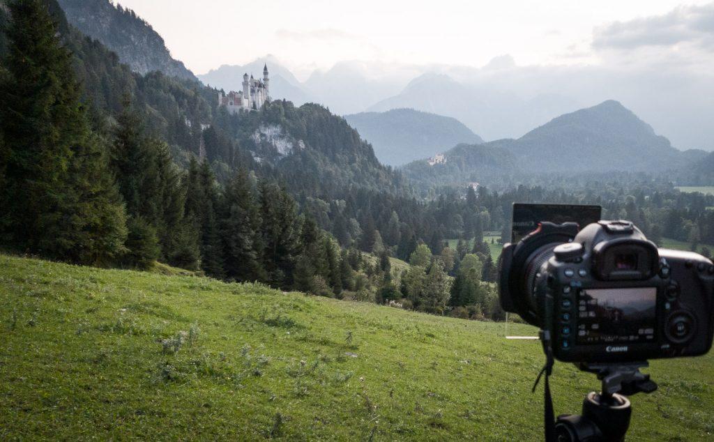 Neuschwanstein Fotolocation
