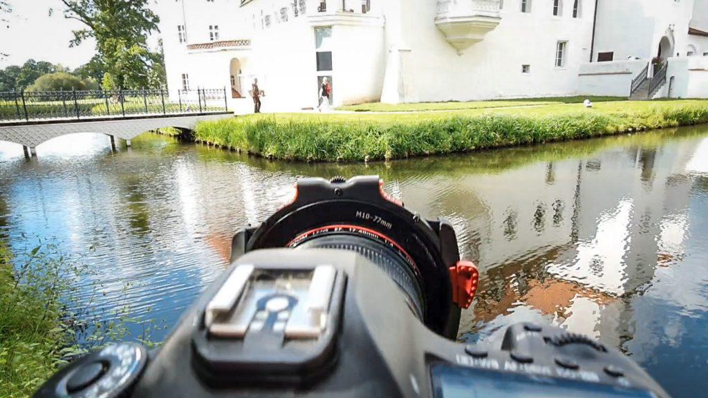 Wasserschloss Fürstlich Drehna fotografieren
