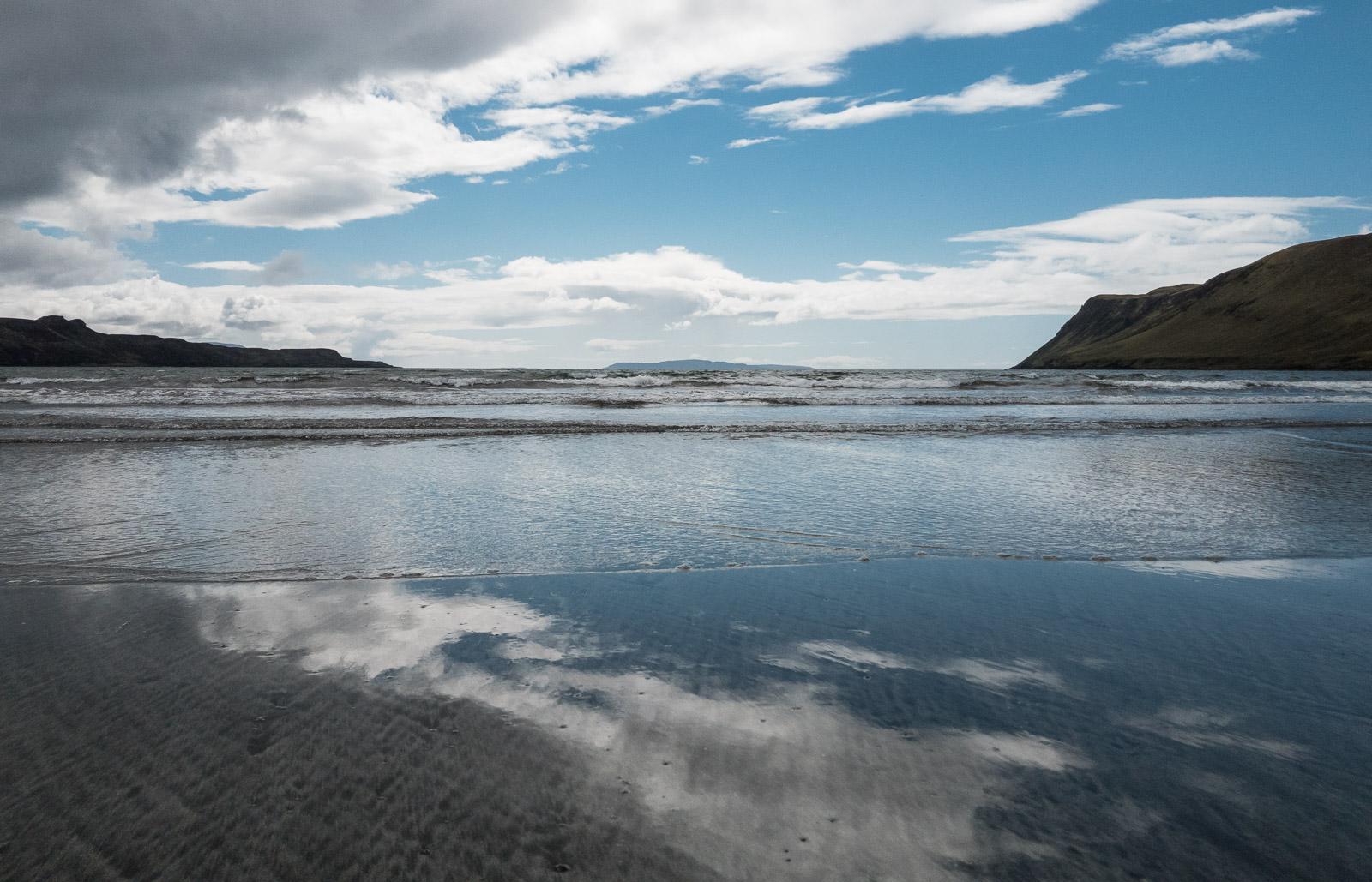 Strand am Loch Brittle